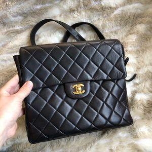 Chanel Lambskin backpack